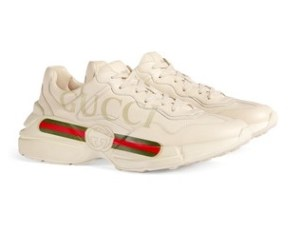 "GUCCI SNEAKERS ""RHYTON"" gucci shoes women"