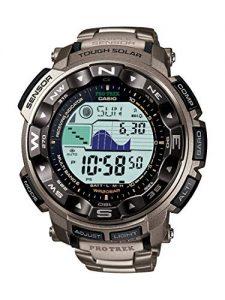 Casio Digital Automatic Wristwatch PRW-2500T-7E
