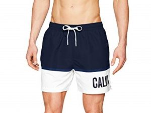 Costume da bagno per uomo a pantaloncini Calvin Klein