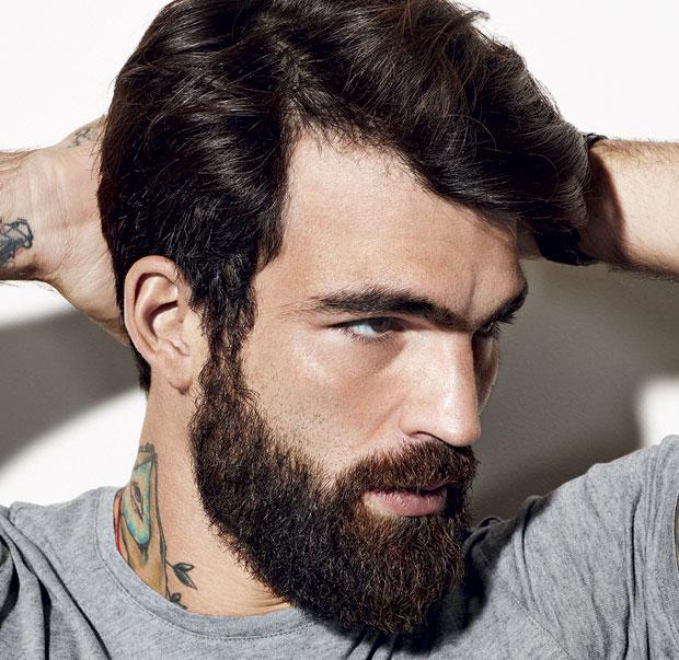 barba uomo corta, media, lunga, incolta e curata, tendenze barba 2019, moda uomo, bellezza uomo