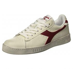 Diadora Game L Low Waxed, Scarpe Top Unisex – Adulto