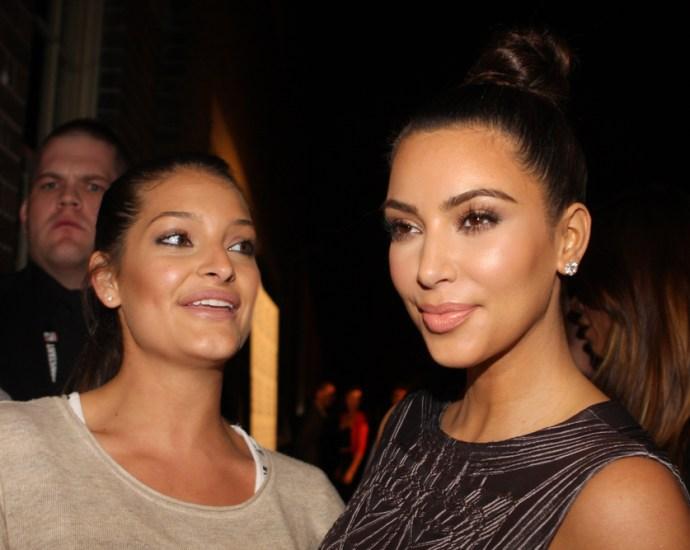 kim kardashian, immagine priva di copyright