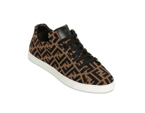 FENDI - Sneakers uomo monogram