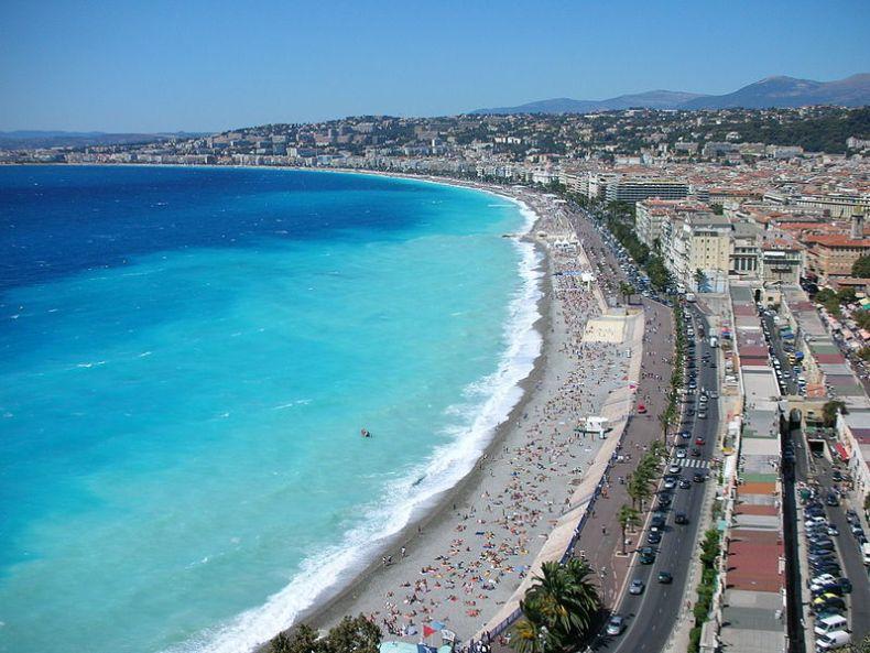 costa azzurra francia, località europee dell'estate