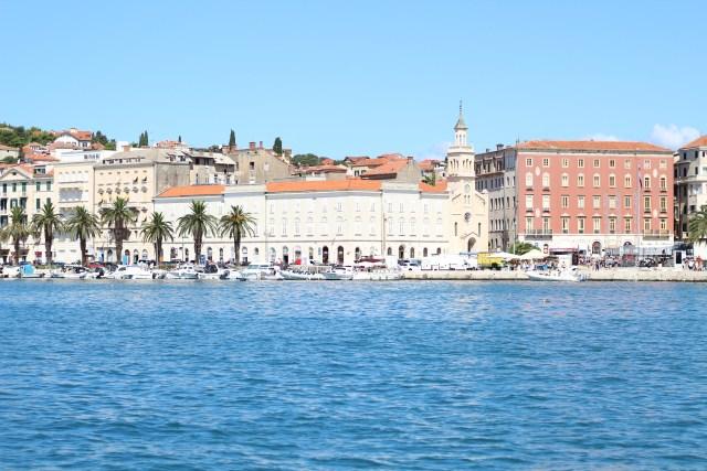 spalato, croazia, viaggiare, split