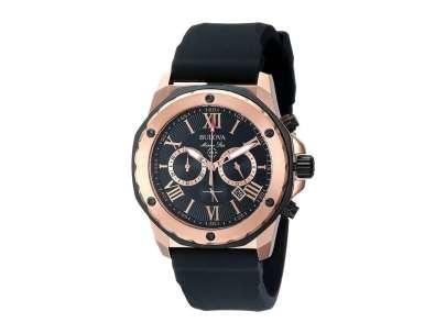 Bulova Marine Star - Orologio cronometro design impermeabile - cinturino in gomma - uomoMarine Star Orologio da Polso, Uomo, orologi subacquei