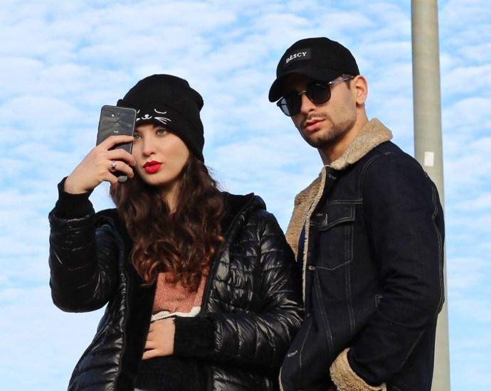 CORRADO FIRERA, modelli italiani, web influencer, fashion blogger