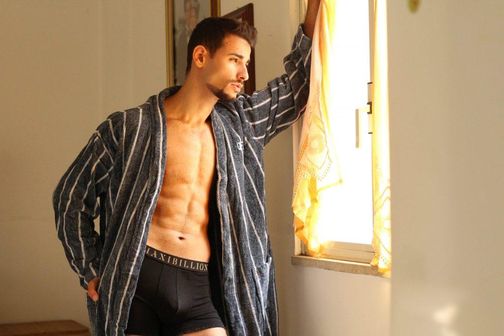 corrado firera, maxibillion, models, underwear