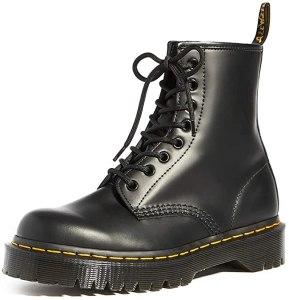 Dr. Martens 1460 BEX 25345001, stivali da uomo