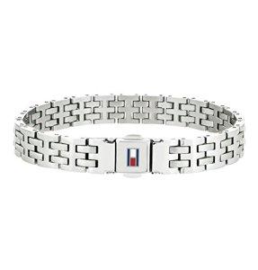 Tommy Hilfiger Jewelry Bracciali link con charm Uomo acciaio_inossidabile - 2701062