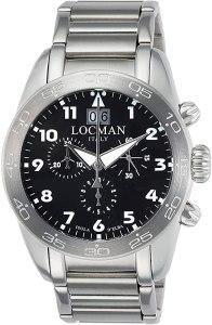 Orologio LOCMAN ISOLA D'ELBA 0460A01-00BKWHB0 Uomo
