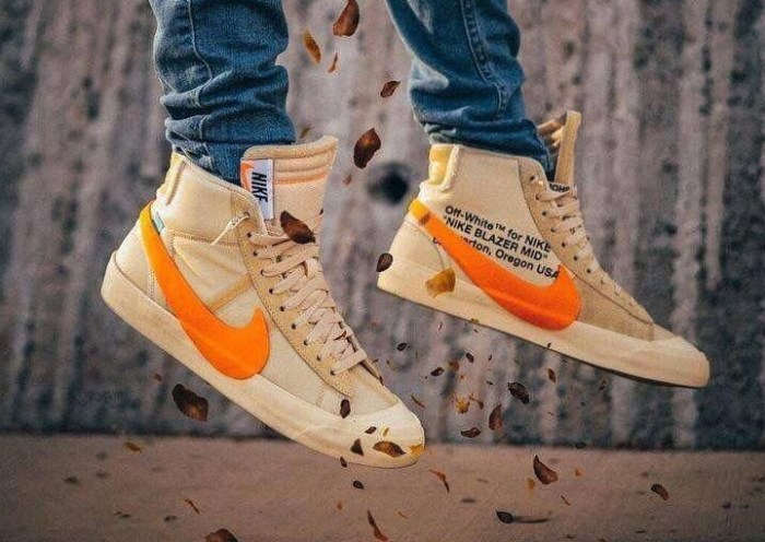 sneakers alte uomo