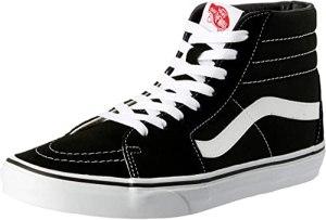 Vans Sk8-hi Classic Suede/Canvas, Sneaker a Collo Alto Unisex – Adulto