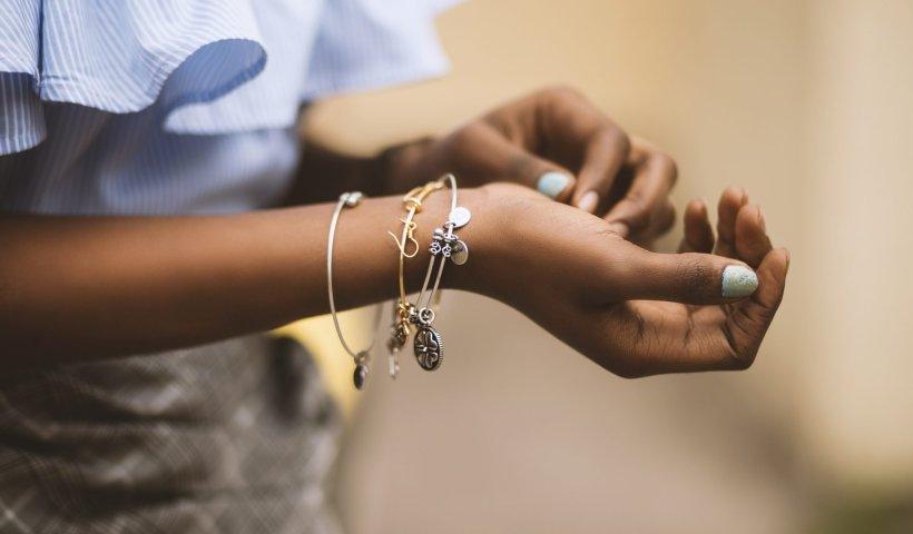 Bracciali da donna, bracciale oro, argento, acciaio, moda 2021