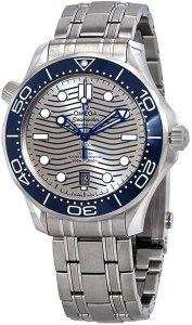 Omega Seamaster Diver 300M 42 millimetri quadrante grigio Mens Watch 210.30.42.20.06.001, orologi omega