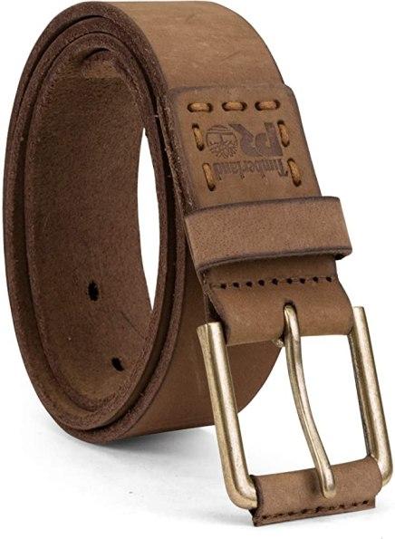Timberland PRO Uomo BP0008-08 Cintura in pelle da 40 mm Cintura