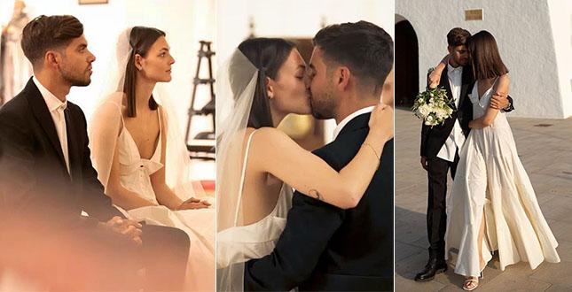 Vittoria ceretti, matrimonio, tony effe