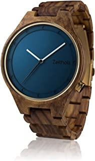 orologi di legno per uomo