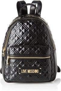 Love Moschino Jc4204pp0a, Zaino Donna, 13x33x27 cm (W x H x L)