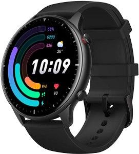 """Amazfit GTR 2e Smartwatch Orologio Intelligente AMOLED Da 1,39"""", 90 Modalità di Allenamento, 5 ATM Impermeabile, Durata della batteria di 24 giorni, Monitor del Sonno, Uomo, Donna"""