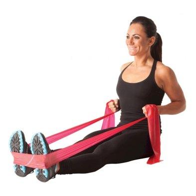 esercizi con elastici