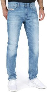 Diesel Thavar R16W8 Pantaloni Jeans Uomo Slim Skinny
