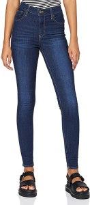 Levi's 720 Hirise Super Skinny Jeans Donna