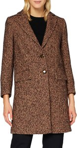 Sisley Coat Cappotto Donna
