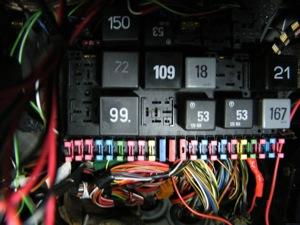 Volkswagen Cabrio Fuse Box Diagram Troubleshooting Corrado Electrical Gremlins How To
