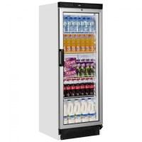 Tefcold FS1280 290 Litre Single Glass Door Upright Display ...