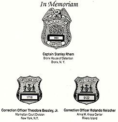 Medal Day In Memoriams