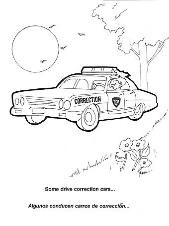 Fire Engine Cartoons For Kids Fire Drill Cartoon Wiring