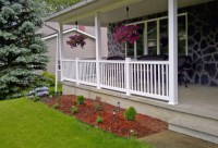 DIY Front Porch Railing   Interesting Ideas for Home