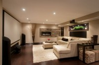 Media Room Furniture Layout
