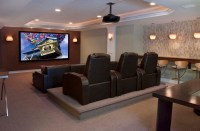 Media Room Furniture Seating | Interesting Ideas for Home