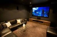 Small Media Room Furniture