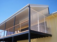 Apartment Balcony Privacy Screen | Interesting Ideas for Home