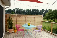 Deck With a Privacy Wall | Interesting Ideas for Home