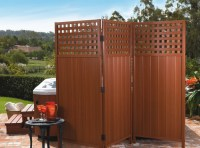 Free Standing Privacy Screen | Interesting Ideas for Home