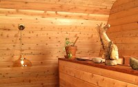 Interior Log Cabin Paneling Tips