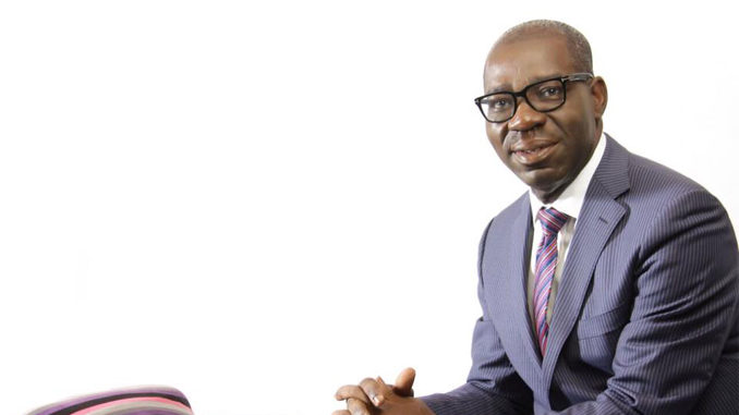 The Governor of Edo State, Obaseki, shuts down Edo line – See video