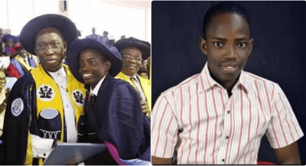 Delta State Governor gives Delsu's best Graduating student an automatic employment