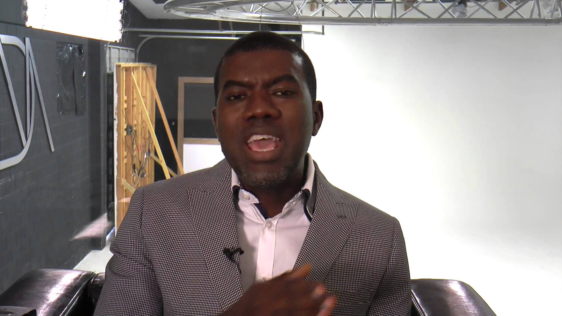 Reno Omokri mocks Africans for easily raising money for party but having difficulty to raise capital for business