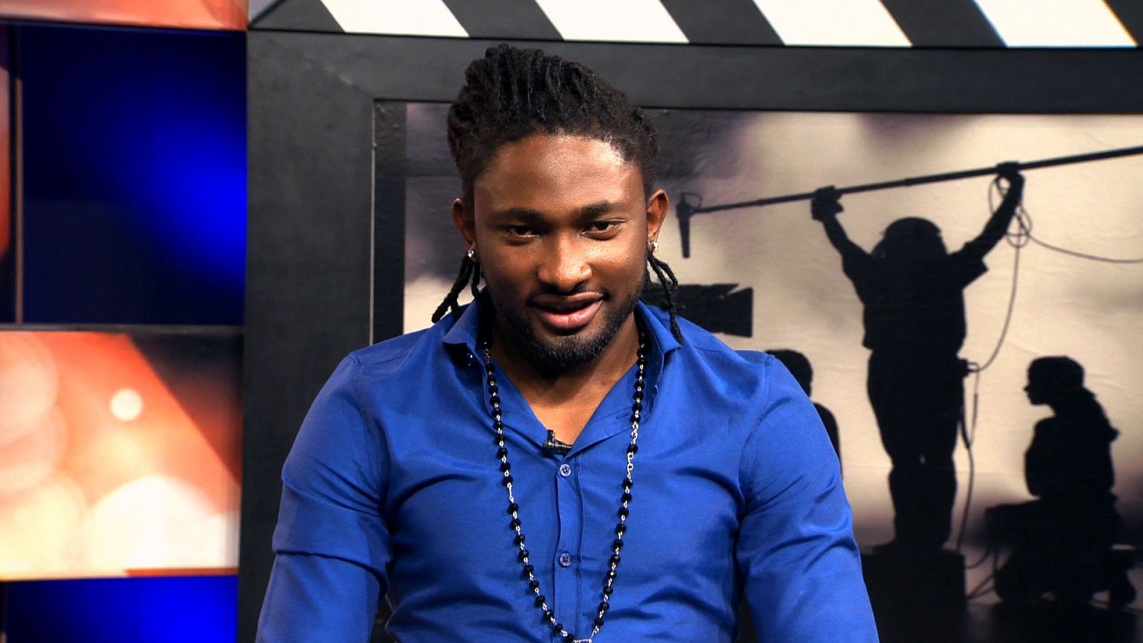 10 collage pictures of Uti Nwachukwu