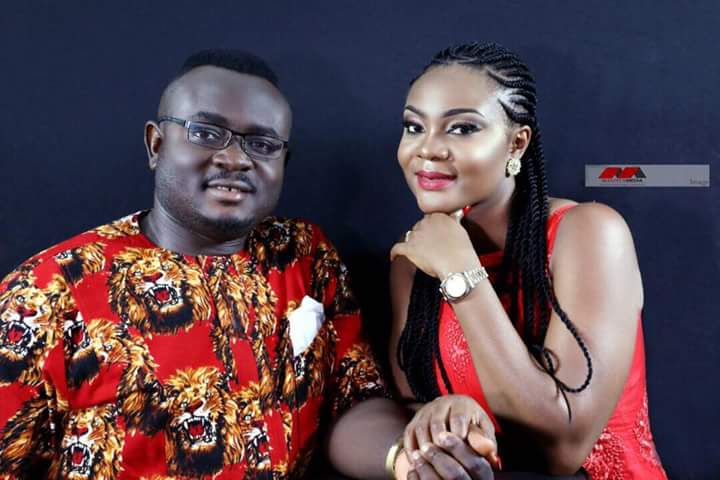 Pre-wedding photos of Nollywood Producer/Actor, Domben Chisom Chiemel