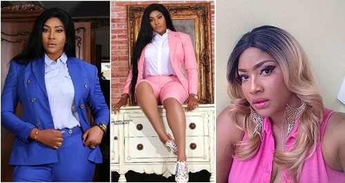 How I escaped death on my birthday – Actress, Angela Okorie narrates