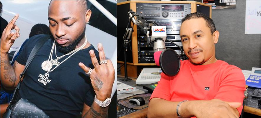 """""""You are as good as the company you keep!""""- Daddy Freeze says on Davido's murder allegation"""