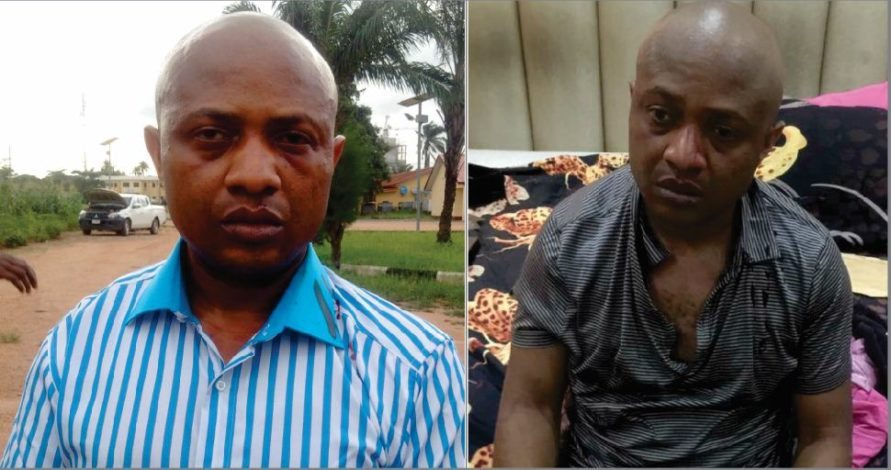 How Evans the kidnapper tried to escape prison