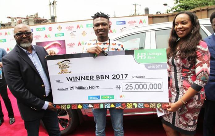 Efe reveals the most expensive thing he has bought from his N25m BBN money