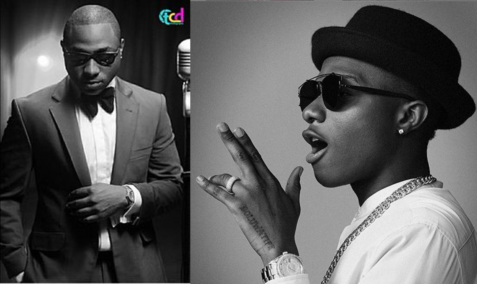 """""""Wizkid will know no peace until he confesses how he killed Tagbo"""" – Davido's die hard fan says"""